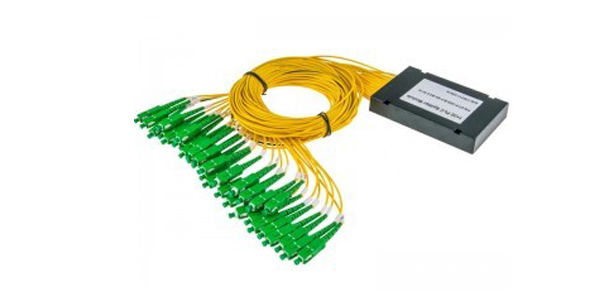 PLC Splitter 1:2 ABS Box Type With Pigtails-img-1