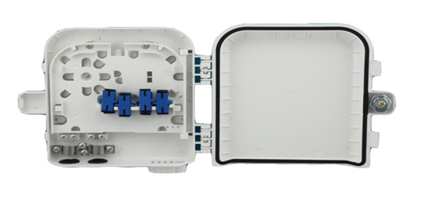 FTTH Termination Box 4 CORE Capacity-img-1
